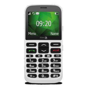 Doro MOBILNI TELEFON 1360  Dual sim White
