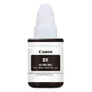 Canon INK Bottle GI-490 BK EMB Crna