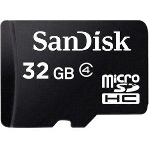 SanDisk MEMORIJSKA KARTICA SD 32GB Micro bez adaptera