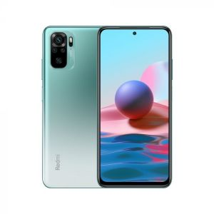 Xiaomi MOBILNI TELEFON Redmi Note 10 EU 4+64 Lake Green
