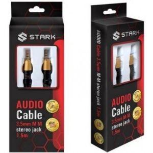 Stark AUDIO KABL 3.5mm stereo na 2X3.5mm stereo