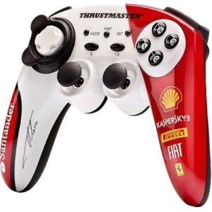 Thrustmaster KONTROLER F1 Wireless Gamepad F150 Italia - Alonson LE (PC/PS3)
