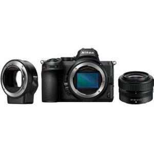 Nikon FOTOAPARAT Z5 + 24-50mm f/4-6.3 + FTZ