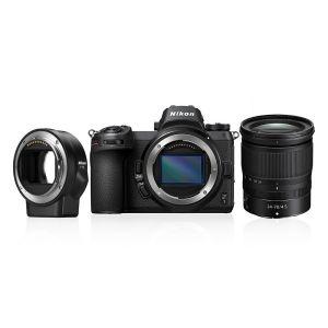 Nikon FOTOAPARAT Z7 II + 24-70mm f4 + FTZ adapter