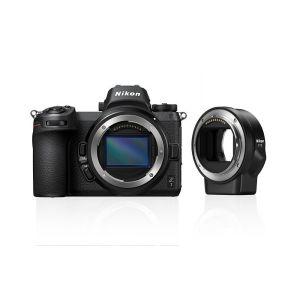 Nikon FOTOAPARAT Z7 II + FTZ adapter