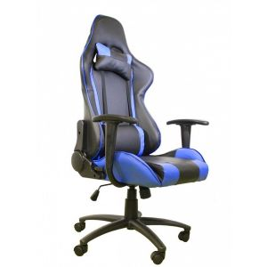 AH Seating STOLICA DS-042 Black/Blue