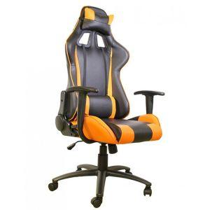 AH Seating STOLICA DS-042 Black/Orange