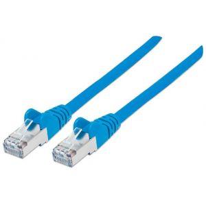 Intellinet LAN KABL 05380623 Cat6 certified, U/UTP, 1,5m, Blue