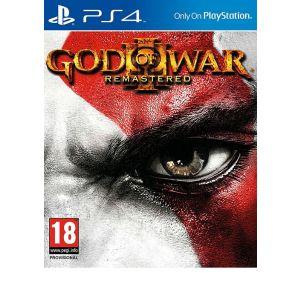 PS4 IGRA God of War 3