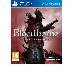 PS4 IGRA Bloodborne GOTY /EXP