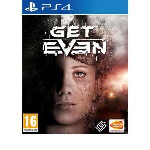 PS4 IGRA Get Even