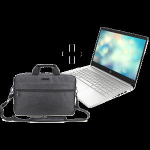 HP LAPTOP 14-dq1077wm 2S8G4UA + Torba Element Essence