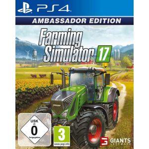 PS4 IGRA Farming Simulator 17 - Ambassador Edition