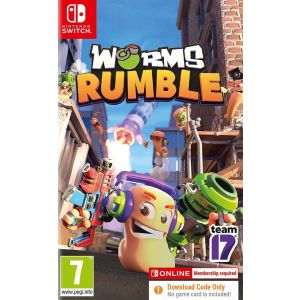 Switch IGRA Worms Rumble - Fully Loaded Edition