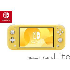 Nintendo KONZOLA Switch Lite Žuta