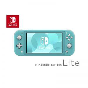 Nintendo KONZOLA Switch Lite Tirkizna