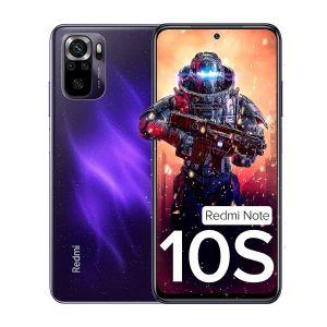 Xiaomi MOBILNI TELEFON Redmi Note 10S EU 6+128 Starlight Purple