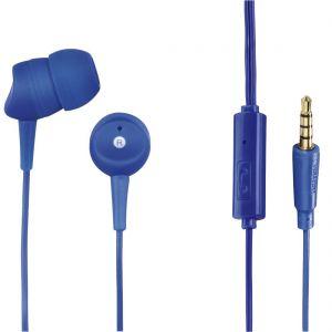 HAMA SLUŠALICE Basic4Phone plave 184043