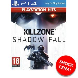 PS4 IGRA Killzone Shadow Fall