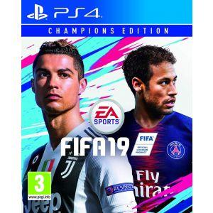 PS4 IGRA FIFA 19 Champions Edition