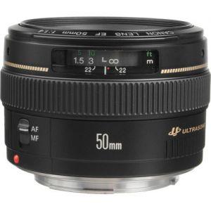 Canon OBJEKTIV STANDARD EF 50mm 1:1,4 USM