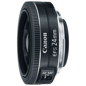 Canon OBJEKTIV WIDE ANGLE EF-S 24mm 2.8 STM
