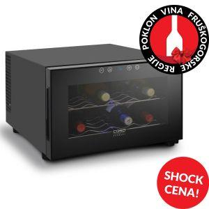 CASO VINSKA VITRINA WineCase 8 B608