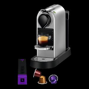 Nespresso APARAT ZA KAFU Citiz Mch Silver