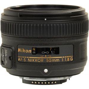 Nikon OBJEKTIV AF Fiksni 50mm f/1.8G AF-S