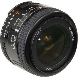 Nikon OBJEKTIV AF Nikkor 28mm f/2.8D