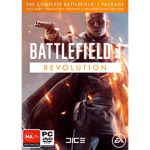 PC IGRA Battlefield 1 Revolution