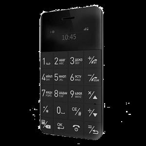 Elari MOBILNI TELEFON CardPhone ELCPBLK