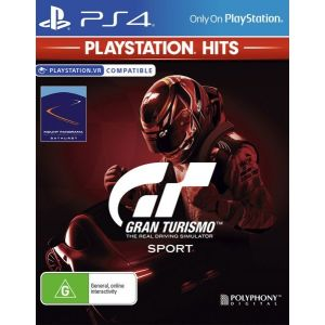 Sony PS4 IGRA GT Sport HITS