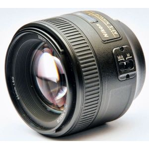 Nikon OBJEKTIV AF-S NIKKOR 85mm f/1.8G