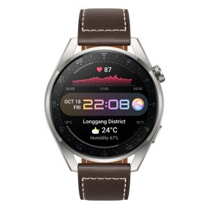 Smart Watch Huawei Watch 3 PRO Titanium Gray