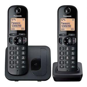 Panasonic FIKSNI TELEFON KX-TGC212FXB