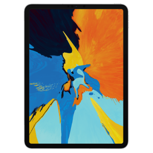 "iPad Pro 11"" 2018 64B Wifi + Cellular Silver"