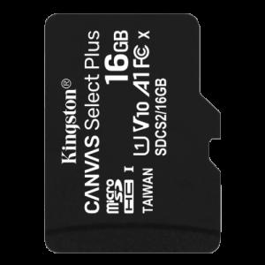 Kingston MEMORIJSKA KARTICA SDCS2/16GB