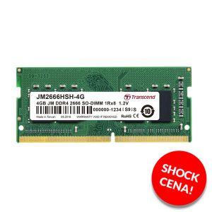 Transcend DDR4 SO-DIMM RAM MEMORIJA JM2666HSH-4G