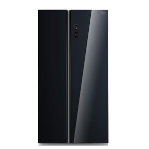 Midea SIDE BY SIDE FRIŽIDER MDRS710FGF22 - Premium + Black Glass