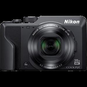 Nikon FOTOAPARAT COOLPIX A1000 Crni