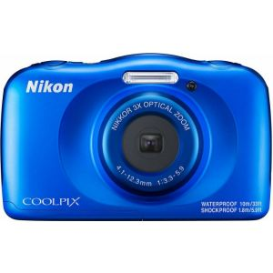 Nikon FOTOAPARAT COOLPIX W150 Plavi