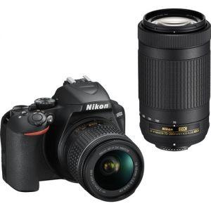 Nikon FOTOAPARAT D3500 + 18-55mm AF-P VR + 70-300mm AF-P VR