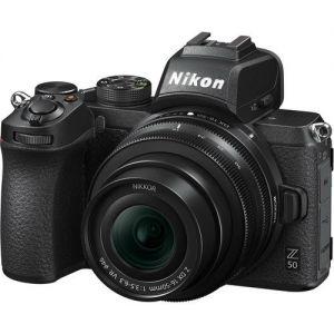 Nikon FOTOAPARAT Z50 + 16-50mm f/3.5-6.3 VR + Poklon torba + kartica SD 16GB
