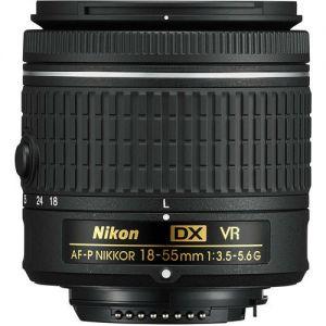 Nikon OBJEKTIV 18-55mm f/3.5-5.6G AF-P DX