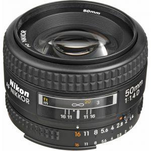 Nikon OBJEKTIV 50mm f/1.4D AF