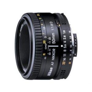 Nikon OBJEKTIV 50mm f/1.8D AF