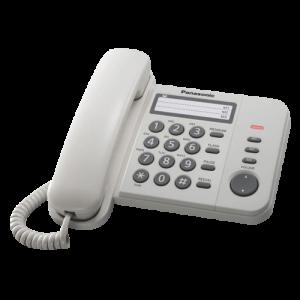 Panasonic FIKSNI TELEFON KX-TS520FXW