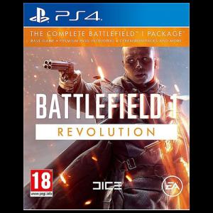 PS4 IGRA Battlefield 1 Revolution
