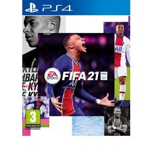 PS4 IGRA FIFA 21